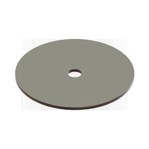 H-00LFP Large Friction Plate - Hevi-Haul Machinery Skate Hardware