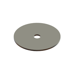 H-00SFP Small Friction Plate - Hevi-Haul Machinery Skate Hardware