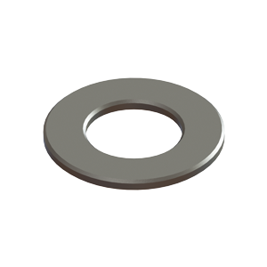H-000SW Standard Thrust Washer - Hevi-Haul Machinery Skate Hardware
