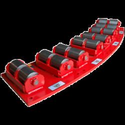 Custom Modified 10 Top Capacity Sea Floor Reel Skate