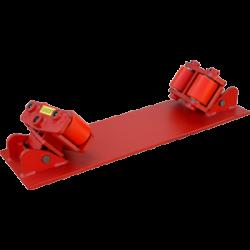 Custom Modified 20 Top Capacity Dubai Oil Pipeline Dolly Skate