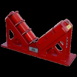 Custom Modified 3 Top Capacity Oil Pipeline Dolly Skate 29126