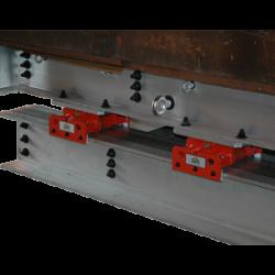 Custom Modified 40 Top Capacity Dubai Rail Skate System 27265